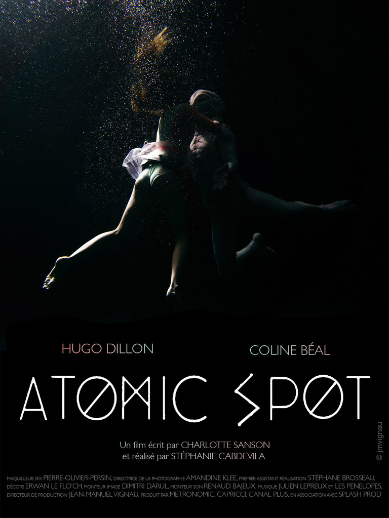 Atomic Spot Film Poster Soundtrack The Penelopes