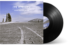 The Penelopes Leave Them All Behind Vinyl Record