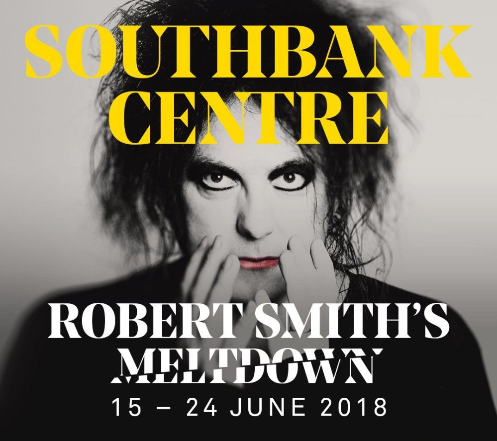 Robert Smith Meltdown Festival 2018 Southbank Centre The Penelopes Live