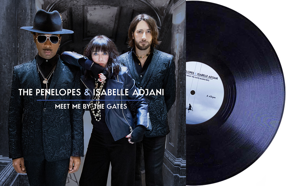 The-Penelopes-and-Isabelle-Adjani-Meet-Me-By-The-Gates-Limited-VINYL-Collector