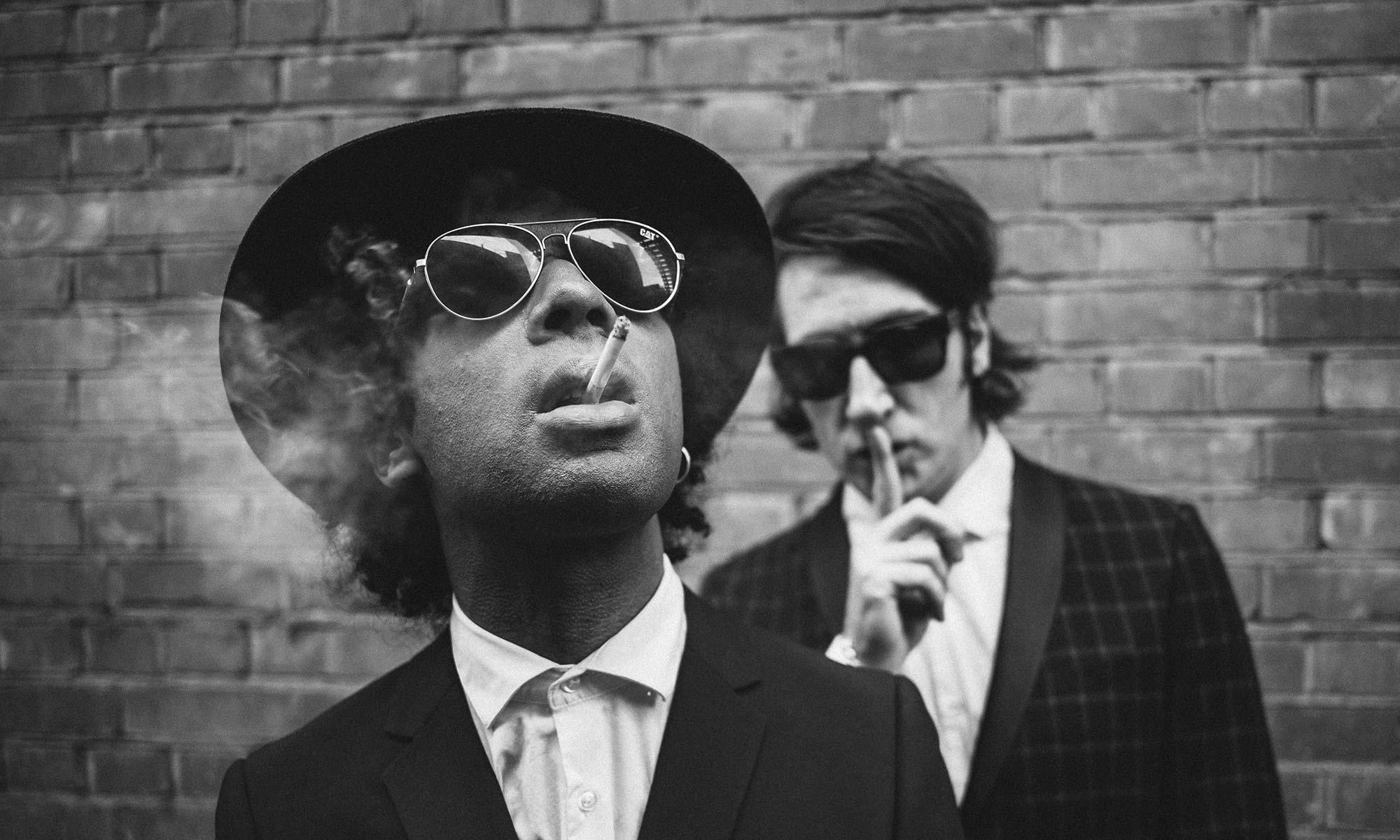 The Penelopes : Axel Basquiat & Vincent T.